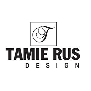 Tamie Rus Design Logo